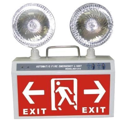 Fire Emergency Light With Led  Manufacturer In Noida