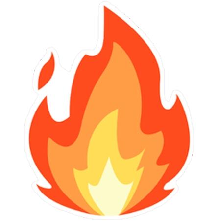 Fire Sticker Manufacturer In Noida
