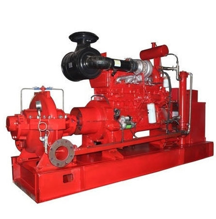 Fire Fighting Diesel Pump